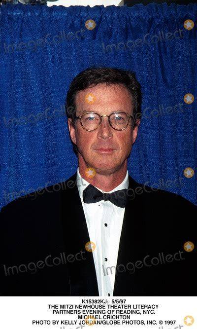 Michael Crichton Pictures and Photos