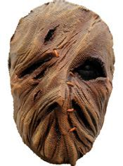Stitched Scarecrow Mask - Party City