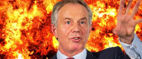 Pressure Growing for War Criminal Tony Blair to Be Brought