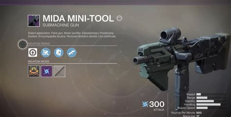 Clifford Games: Destiny 2: top 5 Legendary weapons you