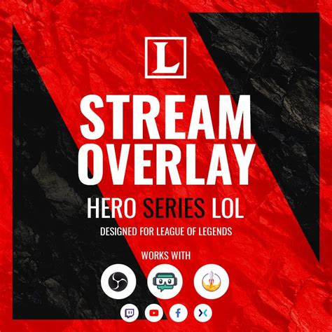 League of Legends (LoL) Twitch Stream Overlays - OWN3D