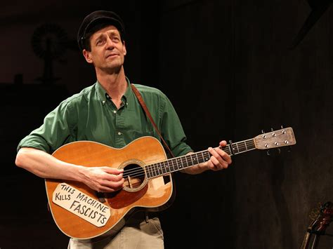 'Woody Sez: The Life and Music of Woody Guthrie' on stage