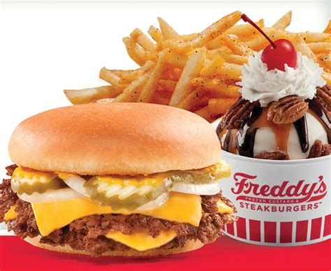 Burgers and Custard Franchise Grows Quickly - QSR magazine