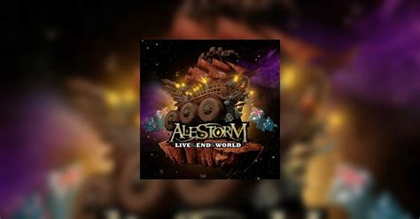Alestorm - Live At The End Of The World Review • metal