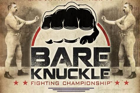 Bare Knuckle MMA DNA