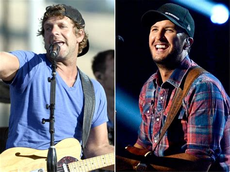 Remember When Billy Currington Made Luke Bryan's Song a
