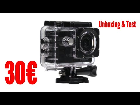 """Denver AC-5000W Full HD Action Cam mit WiFi Funktion """"sehr"""
