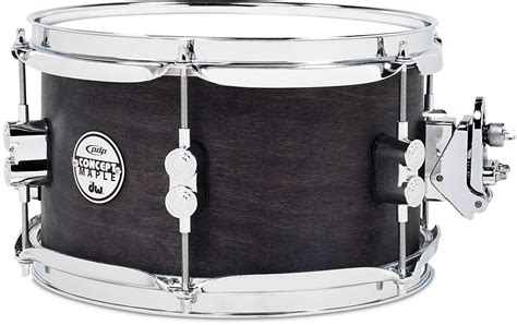 """Snaredrums Pdp Concept Series All-Maple 6"""" x 10"""" - black"""