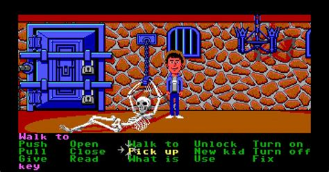 Maniac Mansion is finally available on GOG
