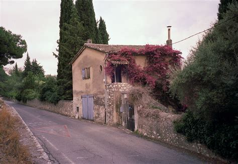 James Baldwin's Longtime Home in Southern France Faces