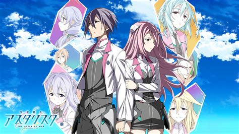 12 Gakusen Toshi Asterisk HD Wallpapers | Background