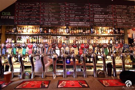 5 best craft pubs in Dublin | My name is Ola