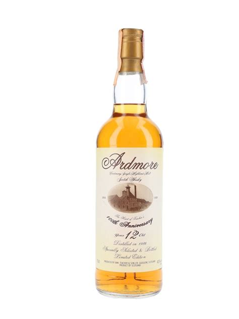 Ardmore 1986 12 Year Old - Lot 70619 - Whisky