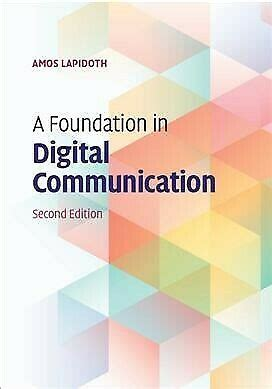 Foundation in Digital Communication, Hardcover by Lapidoth