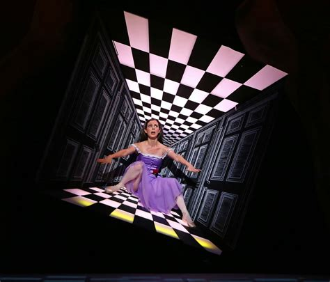 'Alice's Adventures' in Ballet, Love Story Added - The New